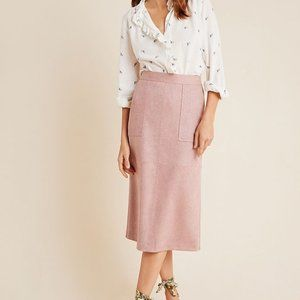 Anthropologie NWT Clarisa Pencil Skirt Size 12